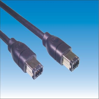 IEEE1394B 6P Male TO 6P Male Cable