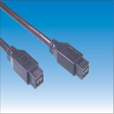 IEEE1394B 9P Male TO 9P Male Cable