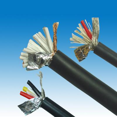Shielding cable